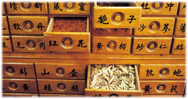 Photo of Chinese Medicine Chest